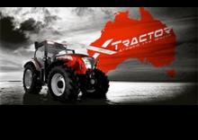 Ratiniai traktoriai